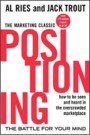 Positioning: The Battle for Your Mind Book Cover