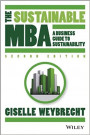 Sustainable MBA Book Cover