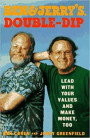 Ben and Jerry's Double-dip Book Cover