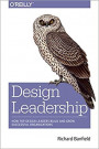 Design Leadership Book Cover